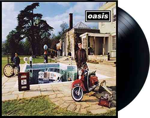 Lp Vinil Oasis Be Here Now