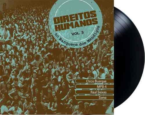 Lp Vinil Direitos Humanos Volume 3 - Banquete De Mendigos