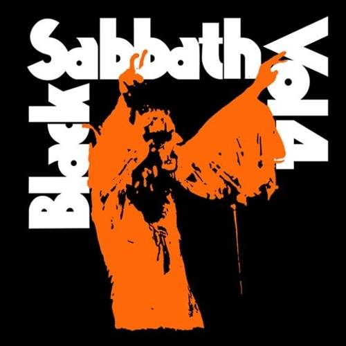 Camiseta Black Sabbath Volume 4