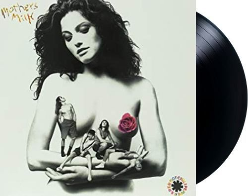 Lp Vinil Red Hot Chili Peppers Mother's Milk