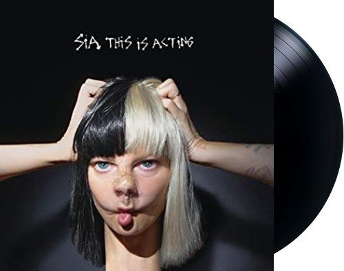 Lp Vinil Sia This Is Acting