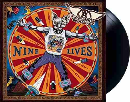 Lp Vinil Aerosmith Nine Lives