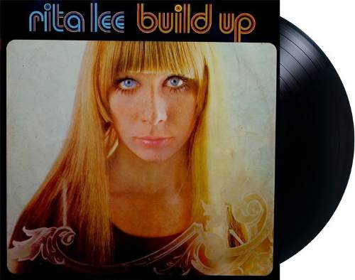 Lp Vinil Rita Lee Build Up