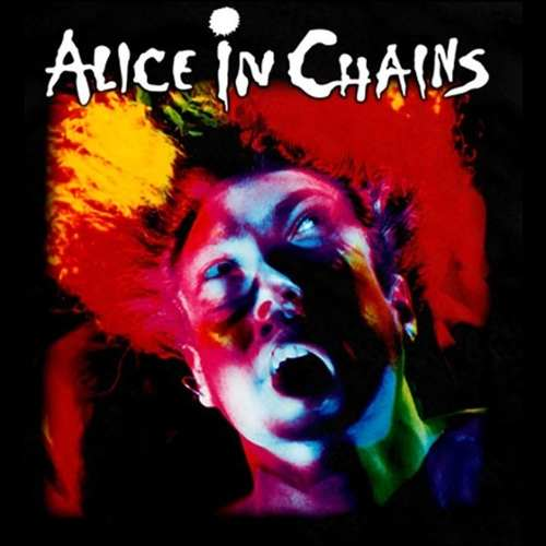 Camiseta Alice In Chains Facelift