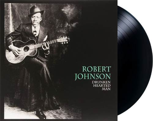 Lp Vinil Robert Johnson Drunken Hearted Man