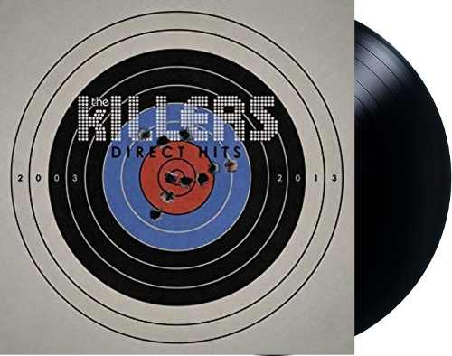 Lp Vinil The Killers Direct Hits 2003-2013