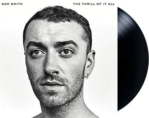 Lp Vinil Sam Smith The Thrill Of It All