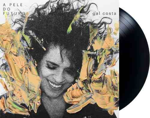 Lp Vinil Gal Costa A Pele Do Futuro