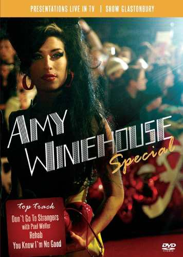 Dvd Amy Winehouse Special