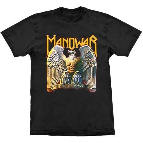 Camiseta Manowar Batttle Hymns