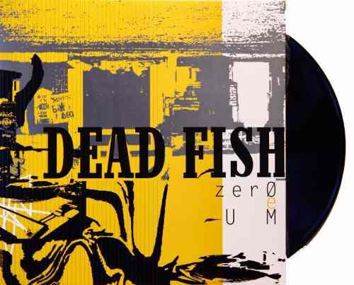 Lp Vinil Dead Fish Zero E Um