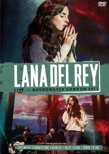 Dvd Lana Del Rey Live In Roundhouse London 2012