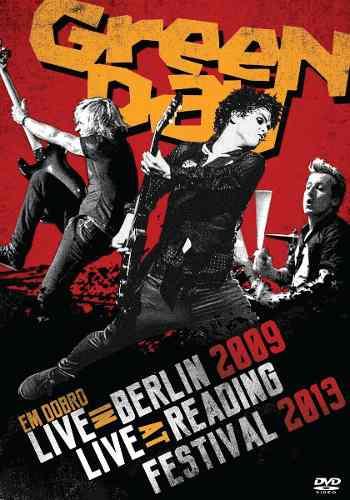 Dvd Green Day Em Dobro