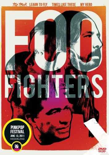 Dvd Foo Fighters Pinkpop Festival