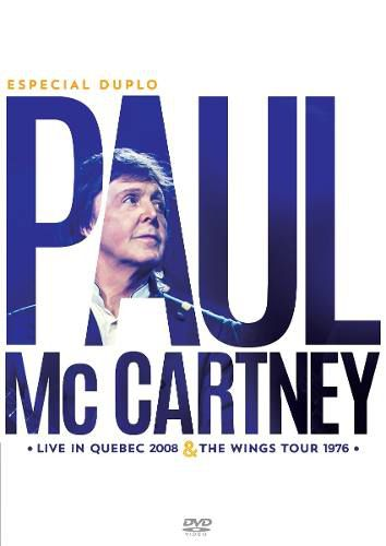 Dvd Paul McCartney Especial Duplo