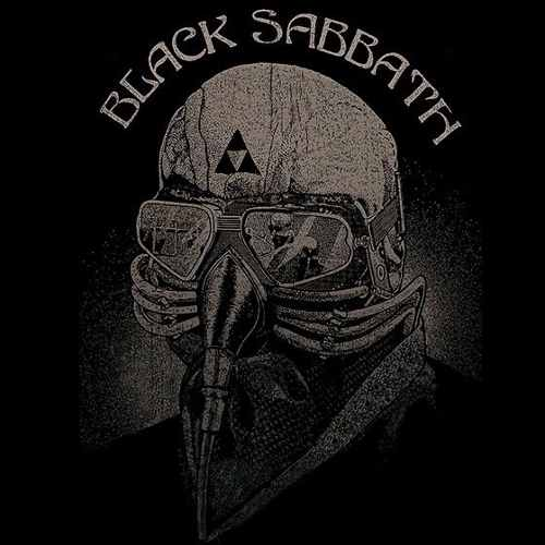 Camiseta Black Sabbath Us Tour 78