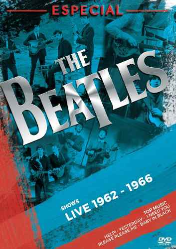 Dvd The Beatles Shows 1962-1966