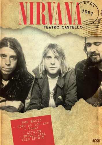 Dvd Nirvana Teatro Castello