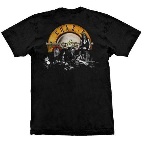Camiseta Premium Guns N Roses Appetite For Destruction