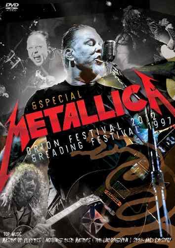 Dvd Metallica Especial