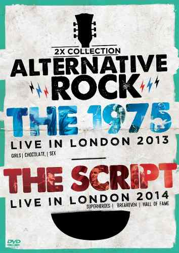 Dvd 2x Alternative Rock Vol. 2