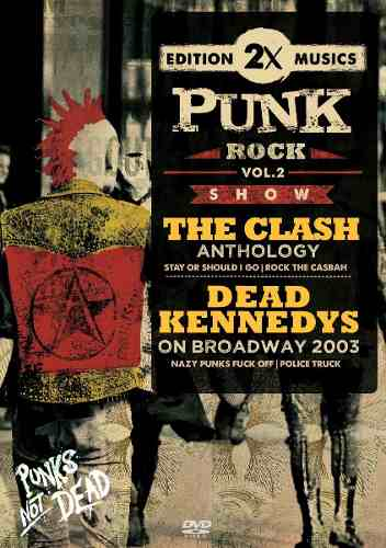 Dvd 2x Punk Rock Vol. 2