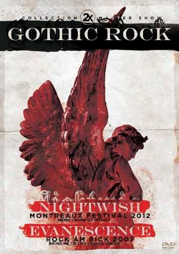 Dvd 2x Gothic Rock