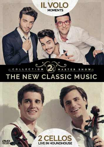 Dvd 2x The New Classic Music