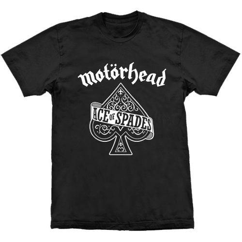 Camiseta Motorhead Ace Of Spades