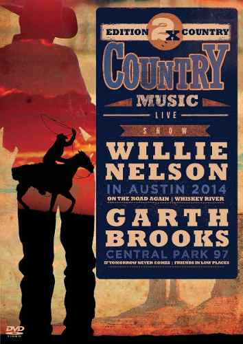 Dvd 2x Country Music