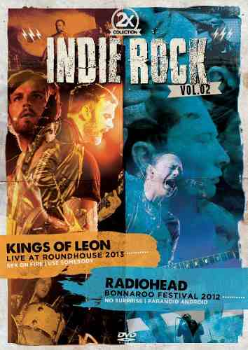 Dvd 2x Indie Rock Vol. 2
