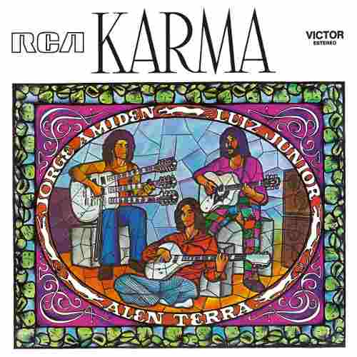 Lp Vinil Karma 1972