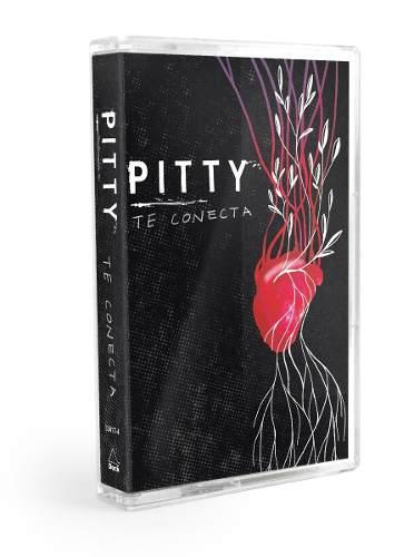Fita K7 Cassete Pitty Te Conecta