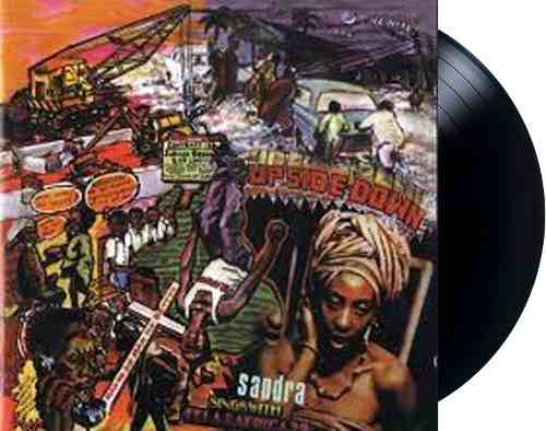 Lp Vinil Fela Kuti Upside Down