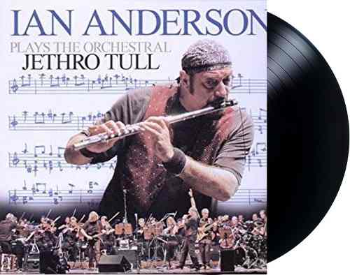 Lp Vinil Ian Anderson Plays The Orchestral Jethro Tull