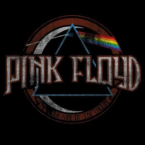 Camiseta Pink Floyd Dark Side Vintage