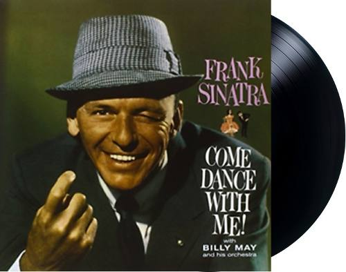 Lp Vinil Frank Sinatra Come Dance With Me!