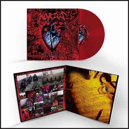 Lp Vinil Korzus Ties Of Blood