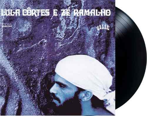 Lp Vinil Lula Cortes E Zé Ramalho Paebiru