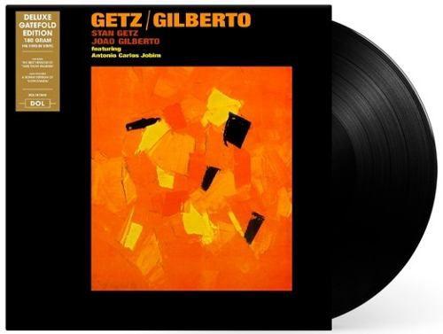 Lp Vinil Stan Getz João Gilberto Getz & Gilberto