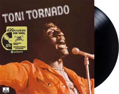 Lp Vinil Toni Tornado BR3