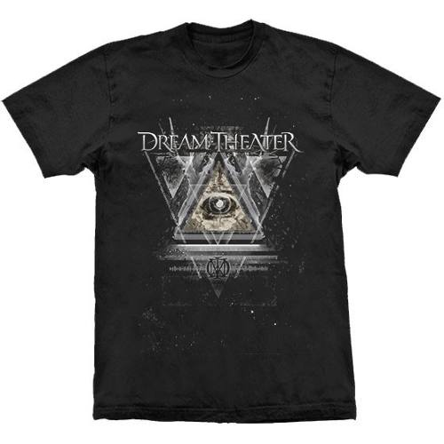Camiseta Dream Theater The Eye Of Horus
