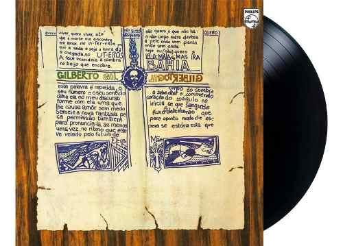 Lp Vinil Gilberto Gil 1969