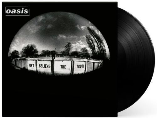 Lp Vinil Oasis Don't Believe The Truth