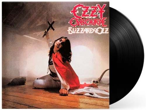 Lp Vinil Ozzy Osbourne Blizzard Of Ozz