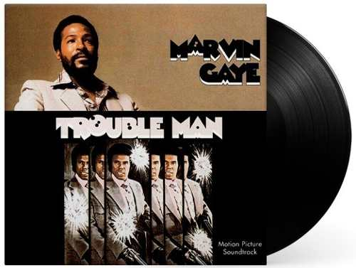 Lp Vinil Marvin Gaye Trouble Man