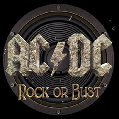 Camiseta AC/DC Rock Or Bust