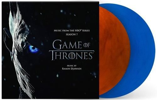 Lp Vinil Trilha Sonora Game Of Thrones Setima Temporada