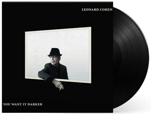 Lp Vinil Leonard Cohen You Want It Darker