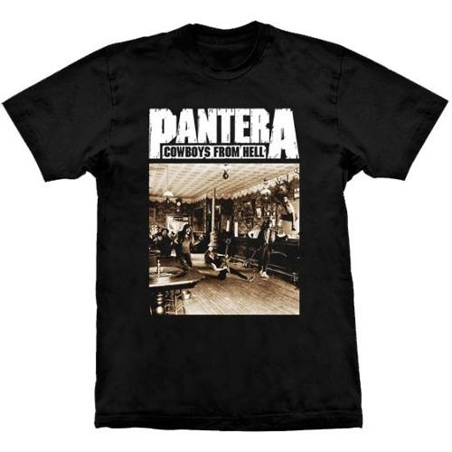 Camiseta Pantera Cowboys From Hell